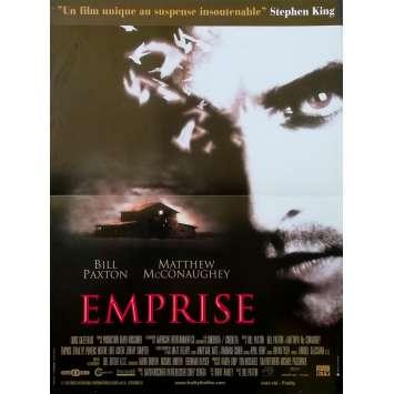 EMPRISE Affiche de film - 40x60 cm. - 2001 - Matthew McConaughey, Bill Paxton