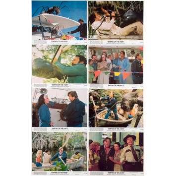 L'EMPIRE DES FOURMIS GEANTES Photos de film x8 - 20x25 cm. - 1977 - Joan Collins, Bert I. Gordon