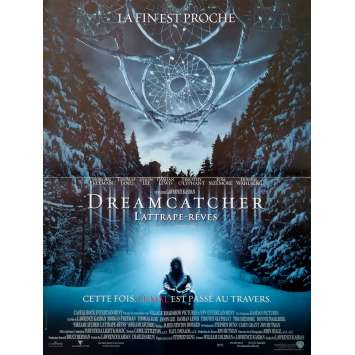 DREAMCATCHER Original Movie Poster - 15x21 in. - 2003 - Lawrence Kasdan, Thomas jane