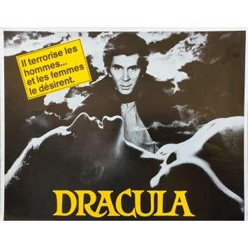 DRACULA Synopsis - 21x30 cm. - 1979 - Frank Langella, John Badham