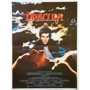 DRACULA Affiche de film - 40x60 cm. - 1979 - Frank Langella, John Badham