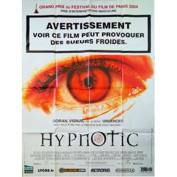 CLOSE YOUR EYES Original Movie Poster - 47x63 in. - 2002 - Nick Willing, Goran Visnjic