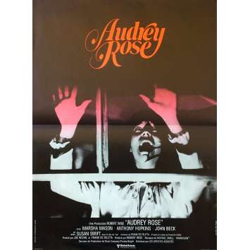 AUDREY ROSE Affiche de film - 40x60 cm. - 1977 - Anthony Hopkins, Robert Wise