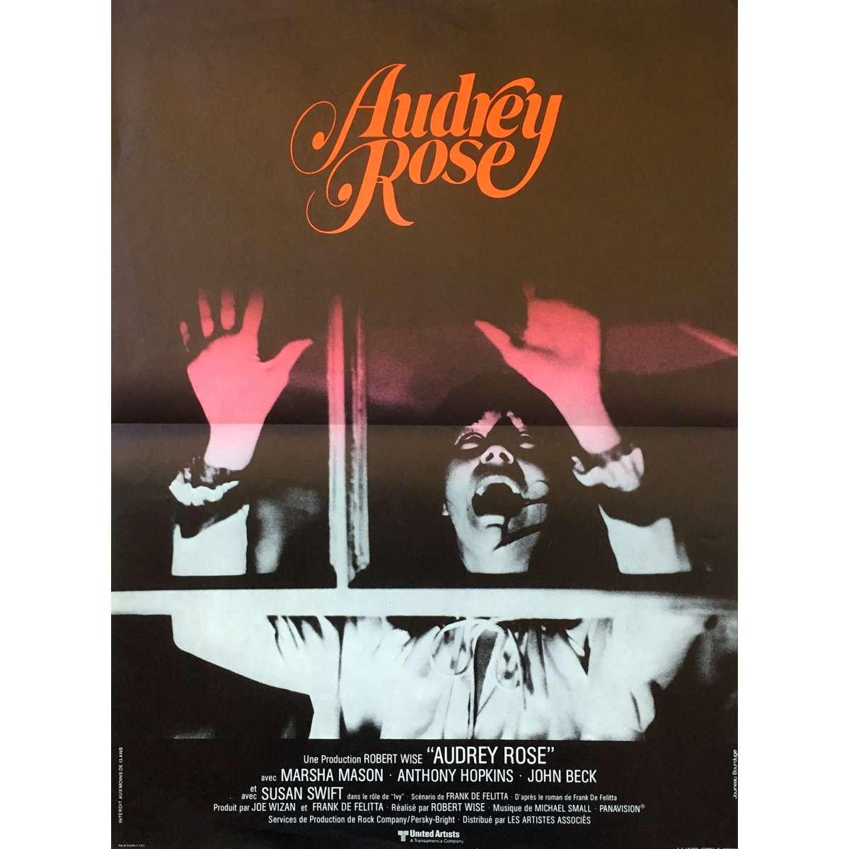 audrey rose trailer