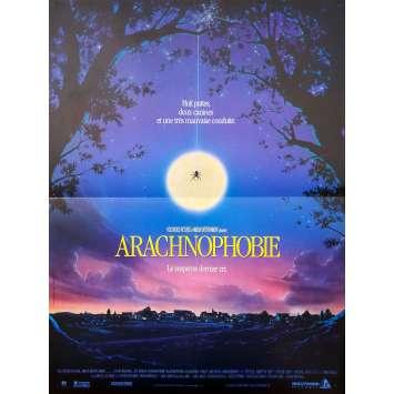 ARACHNOPHOBIA Original Movie Poster - 15x21 in. - 1990 - Frank Marshall, Jeff Daniels