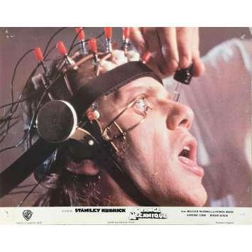 ORANGE MECANIQUE Photo d'exploitation - 24x30 cm. - 1971 - Malcom McDowell, Stanley Kubrick