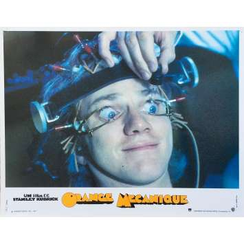 CLOCKWORK ORANGE Original Movie Still N04 - 10x12 in. - R1990 - Stanley Kubrick, Malcom McDowell