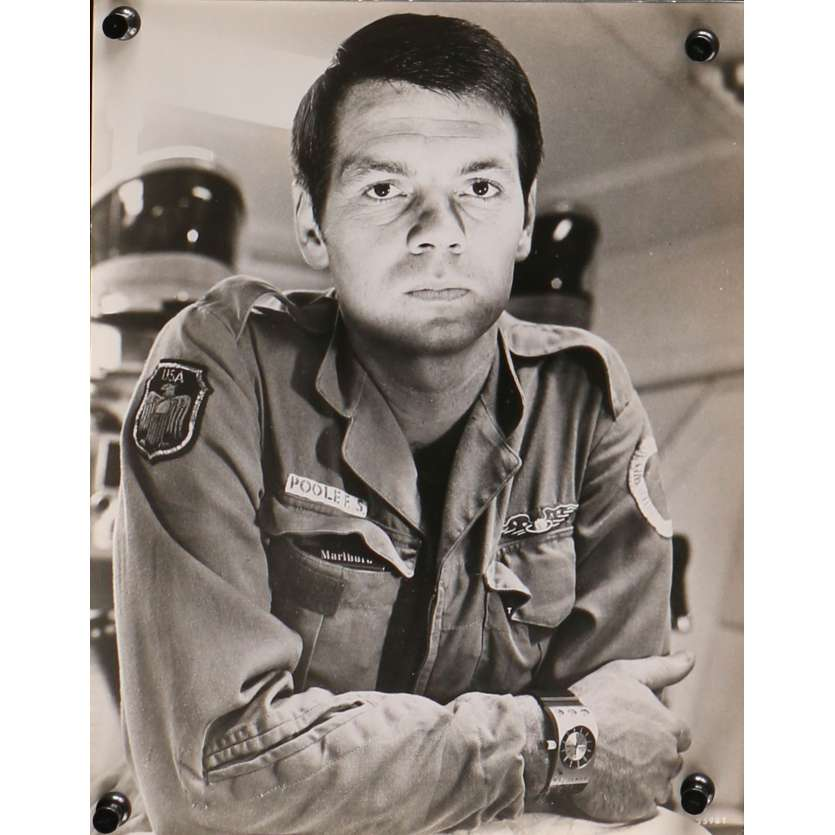 2001 L'ODYSSEE DE L'ESPACE Photo de presse N14 - 20x25 cm. - 1968 - Keir Dullea, Stanley Kubrick