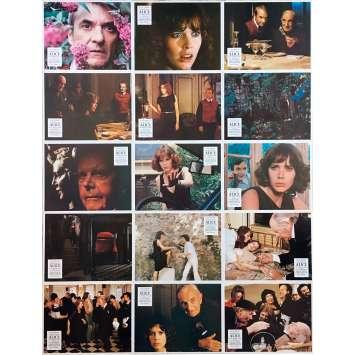 ALICE OU LA DERNIERE FUGUE Photos de film x15 - 21x30 cm. - 1977 - Sylvia Kristel, Claude Chabrol