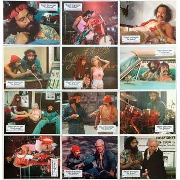 FAUT TROUVER LE JOINT Photos de film x12 - 21x30 cm. - 1978 - Tommy Chong, Lou Adler
