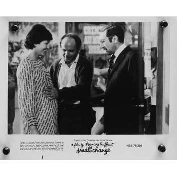 L'ARGENT DE POCHE Photo de presse N06 - 20x25 cm. - 1976 - Georges Desmouceaux, François Truffaut