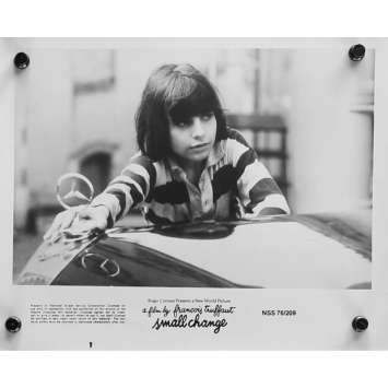 L'ARGENT DE POCHE Photo de presse N04 - 20x25 cm. - 1976 - Georges Desmouceaux, François Truffaut