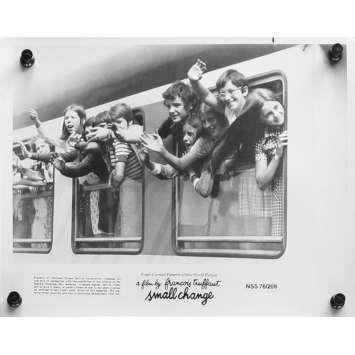 L'ARGENT DE POCHE Photo de presse N02 - 20x25 cm. - 1976 - Georges Desmouceaux, François Truffaut