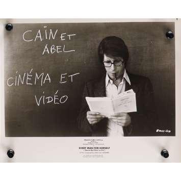 SAUVE QUI PEUT LA VIE Photo de presse N10 - 20x25 cm. - 1980 - Isabelle Huppert, Jacques Dutronc, Jean-Luc Godard