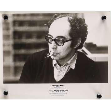 SAUVE QUI PEUT LA VIE Photo de presse N08 - 20x25 cm. - 1980 - Isabelle Huppert, Jacques Dutronc, Jean-Luc Godard