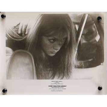 SAUVE QUI PEUT LA VIE Photo de presse N07 - 20x25 cm. - 1980 - Isabelle Huppert, Jacques Dutronc, Jean-Luc Godard