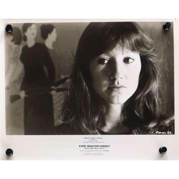SAUVE QUI PEUT LA VIE Photo de presse N06 - 20x25 cm. - 1980 - Isabelle Huppert, Jacques Dutronc, Jean-Luc Godard