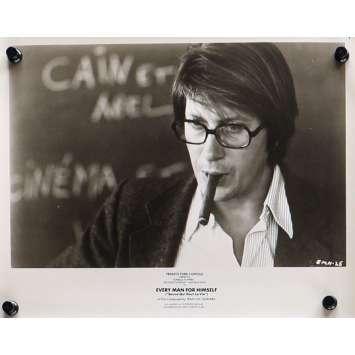 SAUVE QUI PEUT LA VIE Photo de presse N05 - 20x25 cm. - 1980 - Isabelle Huppert, Jacques Dutronc, Jean-Luc Godard