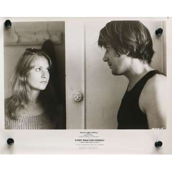 EVERY MAN FOR HIMSELF Original Movie Still N02 - 8x10 in. - 1980 - Jean-Luc Godard, Isabelle Huppert, Jacques Dutronc