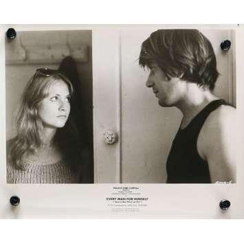 SAUVE QUI PEUT LA VIE Photo de presse N02 - 20x25 cm. - 1980 - Isabelle Huppert, Jacques Dutronc, Jean-Luc Godard