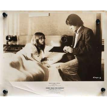 SAUVE QUI PEUT LA VIE Photo de presse N01 - 20x25 cm. - 1980 - Isabelle Huppert, Jacques Dutronc, Jean-Luc Godard