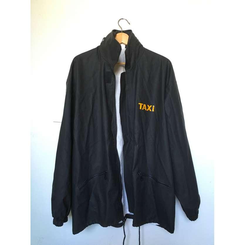 TAXI Original Crew Jacket - 9x12 in. - 1998 - Gérard Pirès, Samy Naceri, Marion Cotillard
