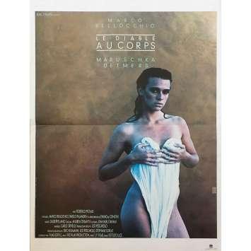 DEVIL IN THE FLESH Original Movie Poster - 15x21 in. - 1986 - Marco Bellocchio, Maruschka Detmers