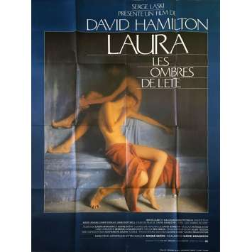 LAURA Original Movie Poster - 47x63 in. - 1979 - David Hamilton, Maud Adams