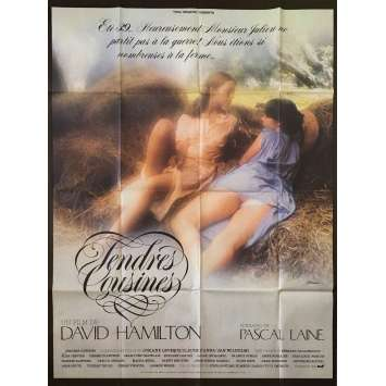 TENDER COUSINS Original Movie Poster - 47x63 in. - 1980 - David Hamilton, 0