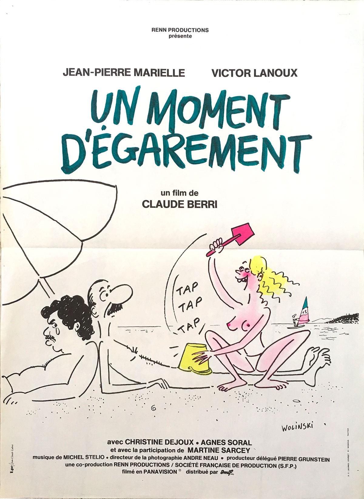 un moment dégarement (1977)