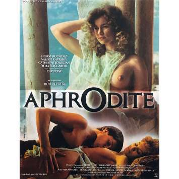 APHRODITE Original Movie Poster - 15x21 in. - 1982 - Robert Fuest, ValérIe Kaprisky