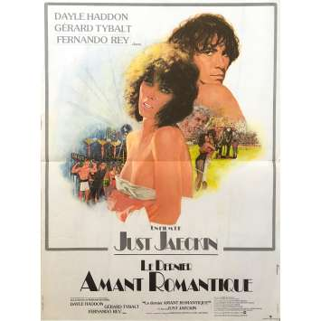 THE LAST ROMANTIC LOVER Original Movie Poster - 15x21 in. - 1978 - Just Jaeckin, Dayle Haddon