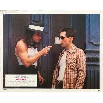 TAXI DRIVER Lobby Card N04 - 9x12 in. - 1976 - Martin Scorsese, Robert de Niro
