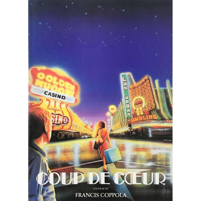COUP DE CŒUR Programme 68p - 21x30 cm. - 1982 - Nastassja Kinski, Francis Ford Coppola
