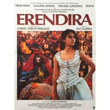 ERENDIRA Original Movie Poster - 15x21 in. - 1983 - Ruy Guerra, Irene Papas