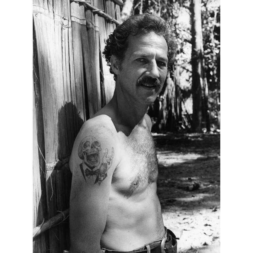 FITZCARRALDO Photo de presse N03 - 18x24 cm. - 1982 - Klaus Kinski, Werner Herzog