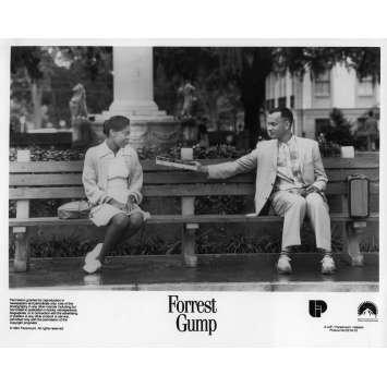FORREST GUMP Photo de presse N01 - 20x25 cm. - 1994 - Tom Hanks, Robert Zemeckis