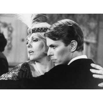 GIGOLO Photo de presse - 18x24 cm. - 1978 - David Bowie, David Hemmings
