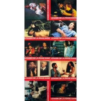 KISS OF THE SPIDER WOMAN Original Lobby Cards x10 - 10x12 in. - 1985 - Raul Julia, William Hurt