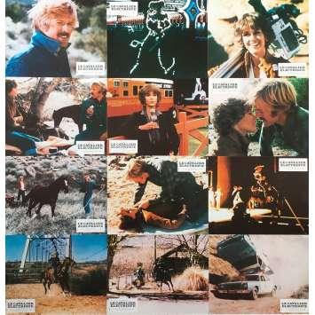 LE CAVALIER ELECTRIQUE Photos de film x12 - 21x30 cm. - 1979 - Robert Redford, Sydney Pollack