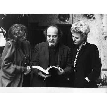 LE FUTUR EST FEMME Photo de presse - 18x24 cm. - 1984 - Ornella Muti, Marco Ferreri