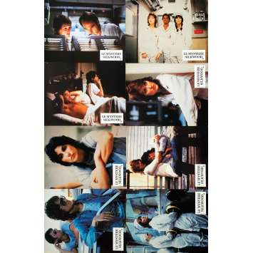 SILKWOOD Original Lobby Cards x8 - 9x12 in. - 1983 - Mike Nichols, Meryl Streep