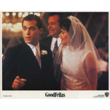 GOODFELLAS Original Lobby Card N06 - 8x10 in. - 1990 - Martin Scorsese, Robert de Niro