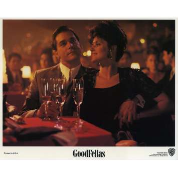 GOODFELLAS Original Lobby Card N03 - 8x10 in. - 1990 - Martin Scorsese, Robert de Niro