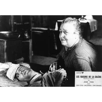 LES RAISINS DE LA COLERE Photo de presse N02 - 21x30 cm. - R1970 - Henri Fonda, John Ford