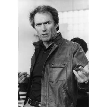 SUDDEN IMPACT Original Movie Still N10 - 7x9 in. - 1983 - Clint Eastwood, Sondra Locke