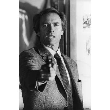 SUDDEN IMPACT Original Movie Still N08 - 7x9 in. - 1983 - Clint Eastwood, Sondra Locke