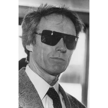 SUDDEN IMPACT Original Movie Still N07 - 7x9 in. - 1983 - Clint Eastwood, Sondra Locke
