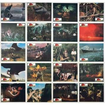LE SIXIEME CONTINENT Photos de film x20 - 21x30 cm. - 1974 - Doug McClure, Kevin Connor