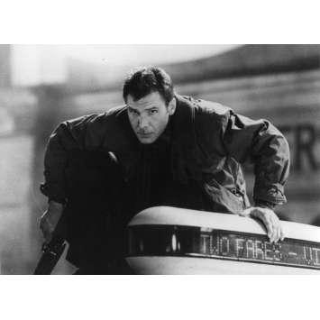 BLADE RUNNER Photo de presse N02 - 13x18 cm. - 1982 - Harrison Ford, Ridley Scott